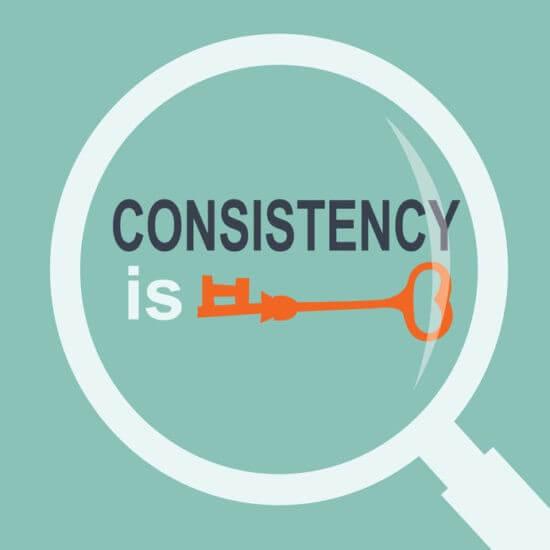 TikTok-Consistency