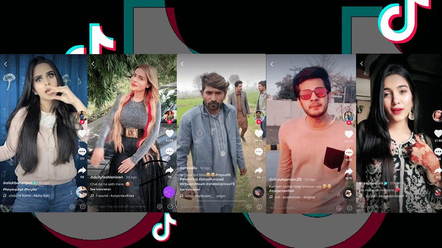 TikTok is popular in Pakistan